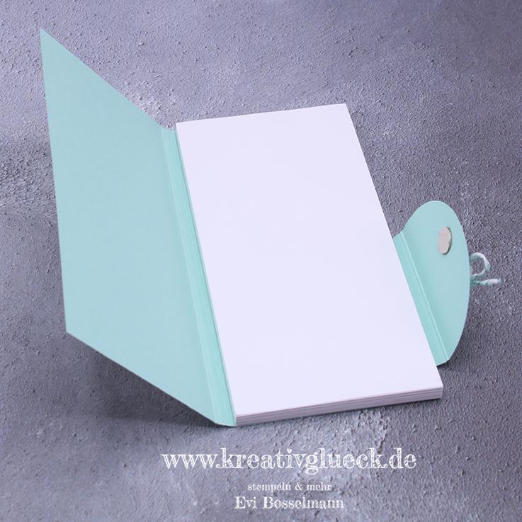 Notizzettel-Büchlein aus Kellnerblock
