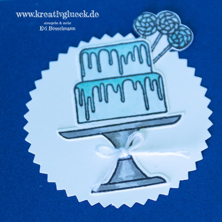 Geburtstags-Leporellokarte