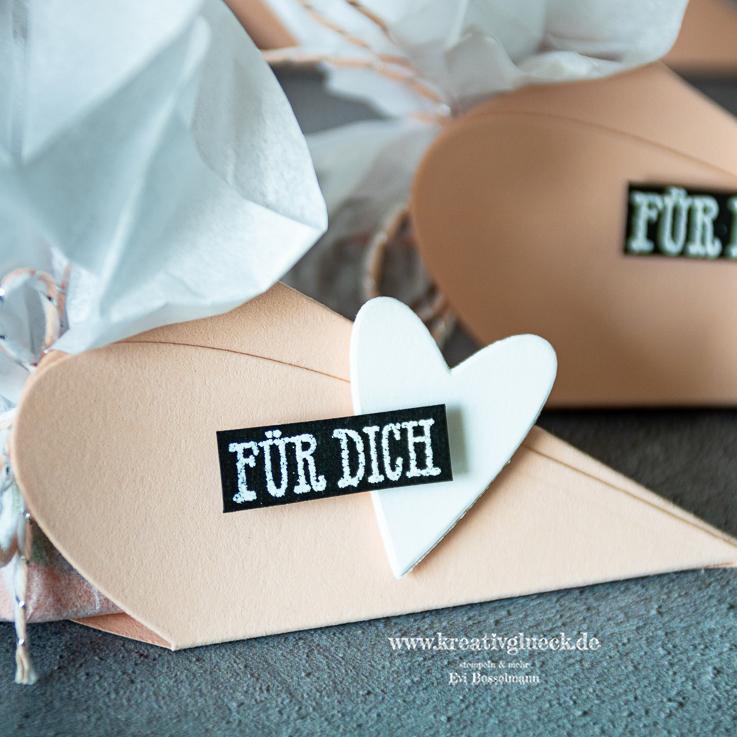 Deko für die Hochzeitstafel