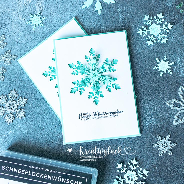 Grußkarte zum Weihnachtsfest